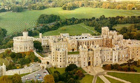 The Windsor Castle-legendary place tourism destinations